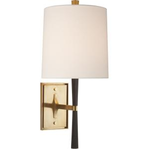 Refined Rib - 1 Light Wall Sconce