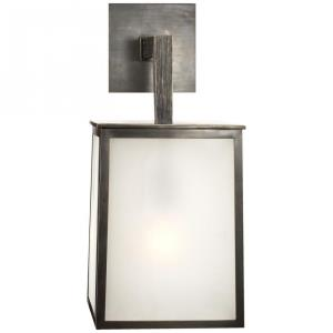 Ojai - One Light Outdoor Large Wall Sconce