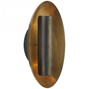 Aura - Two Light Medium Oval Wall Sconce