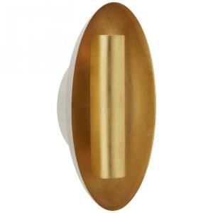 Aura - 2 Light Medium Oval Wall Sconce