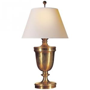 Classical Urn - 1 Light Large Table Lamp