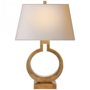Ring - 1 Light Small Table Lamp