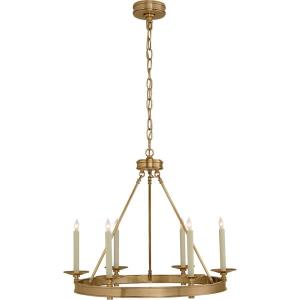Launceton - 6 Light Small Ring Chandelier
