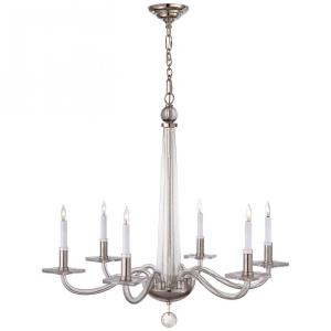 Robinson - 6 Light Medium Chandelier