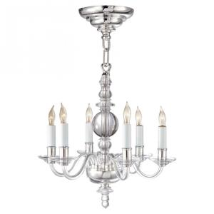 George - 6 Light Mini Chandelier