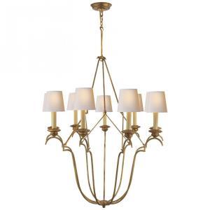 Belvedere - 9 Light Chandelier