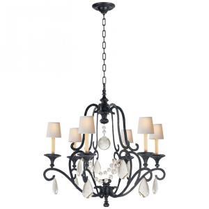 Piedmont - 6 Light Chandelier
