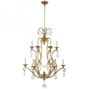 Orvieto - Twelve Light Large Chandelier