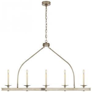 Launceton - 5 Light Large Linear Pendant