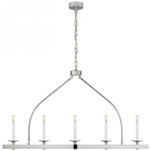 Launceton - 5 Light Large Linear Pendant