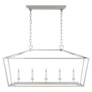 Darlana - Five Light Medium Linear Chandelier
