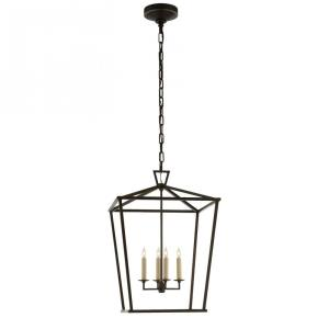 Darlana - 4 Light Outdoor Medium Hanging Lantern