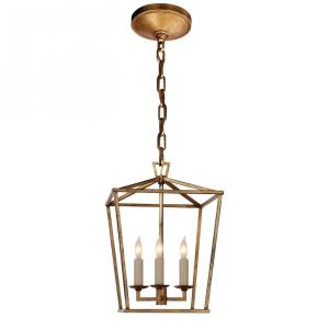 Darlana - Three Light Mini Foyer Lantern