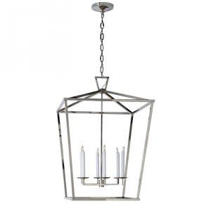 Darlana - 6 Light Extra Large Foyer Lantern