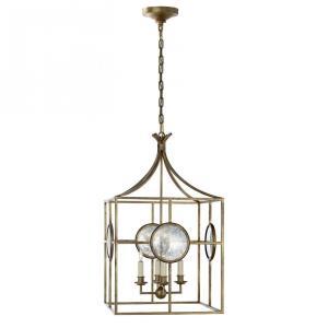 Gramercy - 4 Light Medium Foyer Lantern