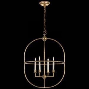 Desmond - 4 Light Open Oval Lantern