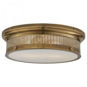 Alderly - Two Light Flush Mount