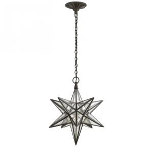 Moravian Star - 1 Light Medium Star Lantern