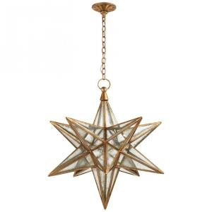 Moravian Star - 1 Light Large Star Lantern