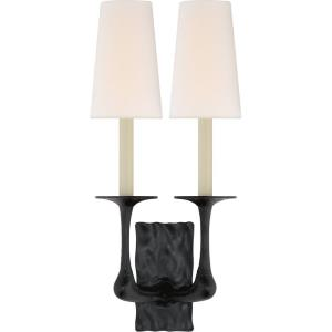 Gabriel - 2 Light Double Wall Sconce
