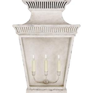 Elsinore - 3 Light Outdoor Extra Large Wall Lantern