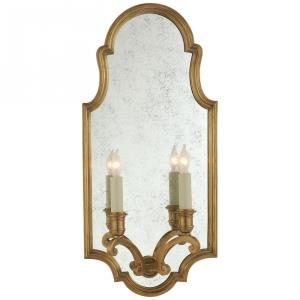 Sussex - 2 Light Wall Sconce