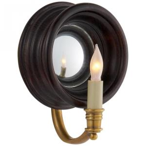 Chelsea - 1 Light Small Reflection Wall Sconce