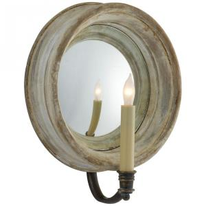 Chelsea - One Light Medium Reflection Wall Sconce