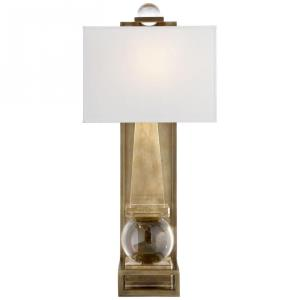 Paladin - 1 Light Tall Obelisk Wall Sconce