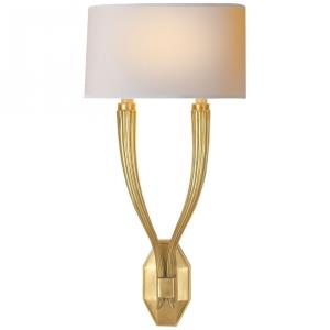 Ruhlmann - Two Light Wall Sconce