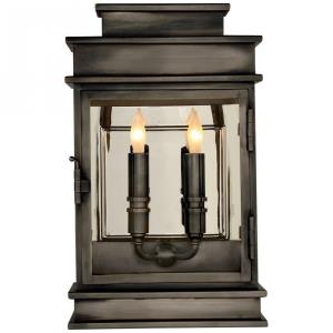 Linear - 2 Light Short Wall Lantern