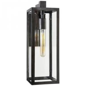 Fresno - 1 Light Outdoor Framed Medium Wall Sconce