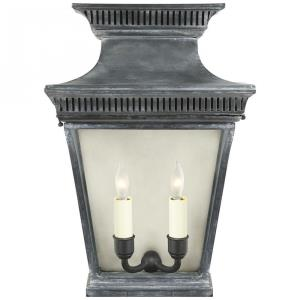 Elsinore - 2 Light Outdoor Medium Wall Lantern