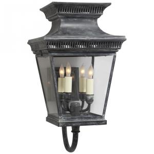 Elsinore - 4 Light Wall Bracket Lantern