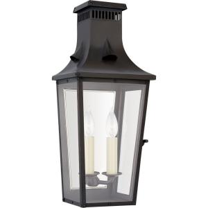 Belaire - 2 Light Outdoor Small Wall Lantern