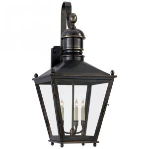 Sussex3 - Three Light Large Wall Bracket Lantern