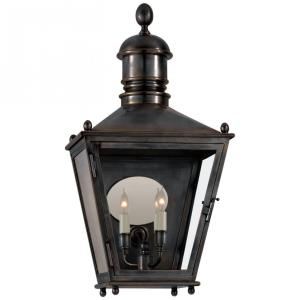 Sussex3 - Three Light Medium Wall Lantern