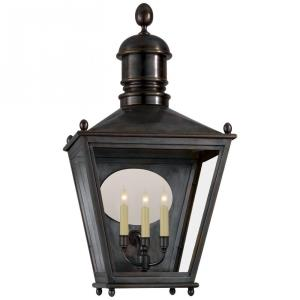 Sussex3 - Three Light Large Wall Lantern