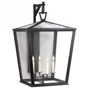 Darlana - 4 Light Large Wall Bracket Lantern
