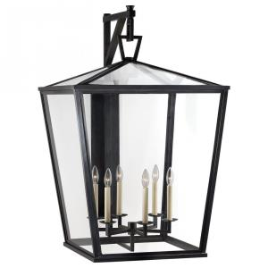 Darlana - 6 Light Grande Wall Bracket Lantern