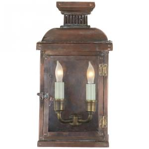 Suffork - 2 Light Small Wall Lantern