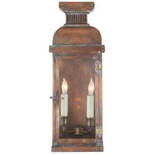 Suffork - 2 Light Medium Wall Lantern