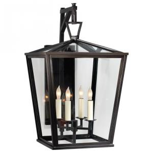 Darlana - 4 Light Medium Wall Bracket Lantern