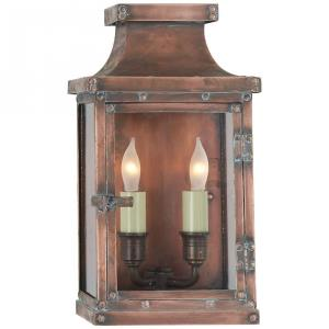 Bedford - 2 Light Small Wall Lantern