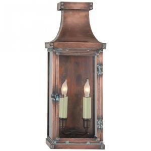 Bedford - 2 Light Medium Wall Lantern