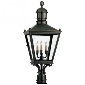 Sussex - 3 Light Medium Outdoor Post Lantern