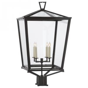 Darlana - 4 Light Outdoor Post Lantern