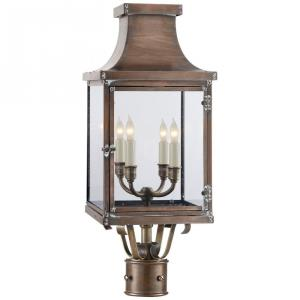 Bedford - 4 Light Outdoor Post Lantern