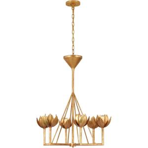 Alberto - 6 Light Small Chandelier