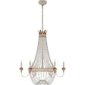 Entellina - 6 Light Chandelier